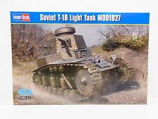 LOT 17757 | Hobby Boss 83873 Soviet T-18 Light Tank MOD1927 1:35 Bausatz NEU OVP