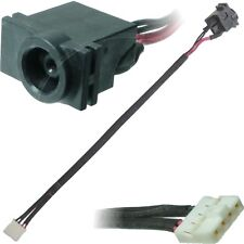 SAMSUNG NP-N135 NP-N150 DC POWER JACK PORT SOCKET WIRH CABLE HARNESS