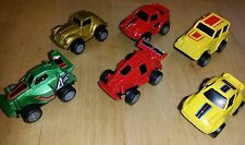 Miniature pull back cars NOT micro machines