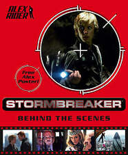 """""""Stormbreaker"""" the Movie - Behind the Scenes,Anthony Horowitz, Emil Fortune,New"""