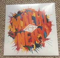 "Ash Machinery Cocoon 7"" Vinyl Limited Edition 200 Copies Only Record Store Day"