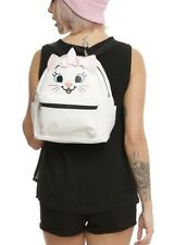 Disney Aristocats Marie Mini School Book Bag Backpack New With Tags!