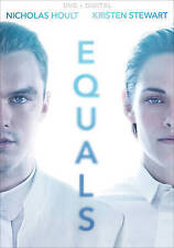 Equals (DVD, 2016) KRISTEN STEWART STRETCHING AGAIN USED VERY GOOD