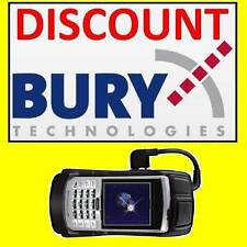 Bury Cradle: Blackberry 7100r 7100t 7100v [THB System 8 Take & Talk Car Holder]