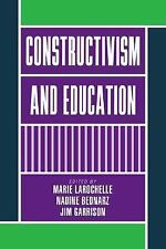 Constructivism and Education-ExLibrary