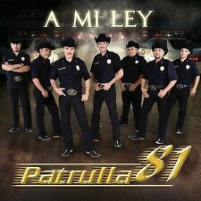 A Mi Ley 2007 by Patrulla 81 Ex-library - Disc Only No Case