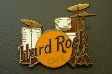 HRC Hard Rock Cafe Reykjavik Drum Set Old Style No Name 2L XL Fotos