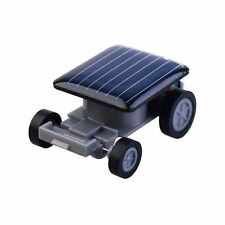 New  Mini Smallest Solar Powered Car Robot Racing Car Toy Gadget Educational Toy