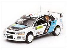 MITSUBISHI LANCER EVOLUTION IX #50 RALLY GREECE 1/43 MODEL CAR BY VITESSE 43407