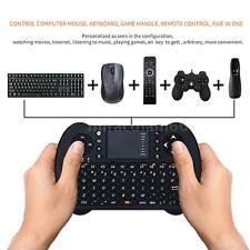 2.4G Mini English Russian Spanish Hebrew Keyboard Touchpad&Air Fly Mouse RC M1A9