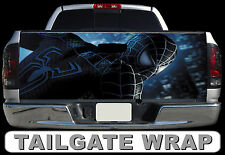 T252 SPIDERMAN Tailgate Wrap Decal Sticker Vinyl Graphic Bed Cover