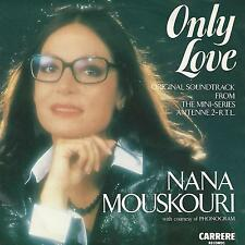 "NANA MOUSKOURI ""ONLY LOVE / MISTRAL'S DAUGHTER""  7"" UK PRESS"