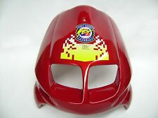 SYM Front fairing, Front Cover red JET 50 OFF ROAD new! OEM 6430A-G22-000-RT
