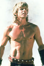 Marc Singer As Dar In The Beastmaster 11x17 Mini Poster Hunky Bare Chest Pose!