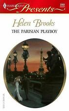 The Parisian Playboy   In Love With Her Boss by Brooks, Helen