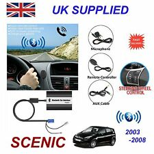Renault SCENIC Bluetooth Hands Free Phone AUX Input MP3 USB 1.0A Charger Module