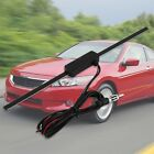 Black Universal Car Windshield Electronic AM-FM Radio Non-Directional Antenna F6