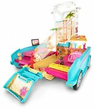 Barbie Ultimate Puppy Mobile Toy Vehicle Toy Playset Play Girls Doll Car Pet