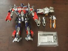 takara transformers Dotm Aps01 Striker Optimus Prime 100% Authentic No Ko
