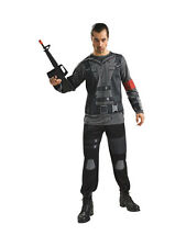 Adult Mens Officially Licensed John Connor Terminator Salvation Costume (XL) BN
