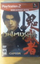 Onimusha: Warlords Greatest Hits (Sony PlayStation 2, 2002)