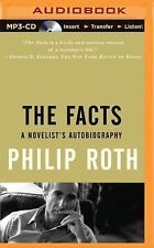 The Facts : A Novelist's Autobiography by Philip Roth (2015, MP3 CD, Unabridged)