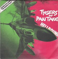 "TYGERS OF PAN TANG Hellbound + The Audition Tapes 2 X 7"" Single MCA 672"