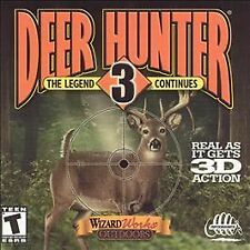 Deer Hunter 3: The Legend Continues (PC, 2000)
