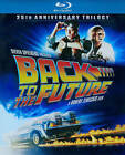 Back to the Future 25th Anniversary Trilogy Blu Ray DVD 6-Disc Set NEW Sealed