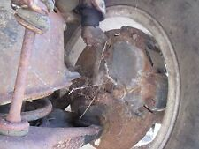 Holden DISC BRAKE FRONT END HR WRECKING SEDAN UTE PANELVAN