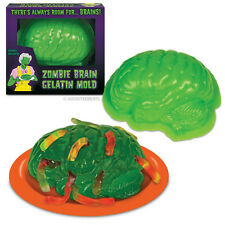Zombie Brain Gelatin Mold NEW Fun Toys Games Accoutrements Jello Mold Walking