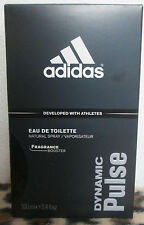 ADIDAS DYNAMIC PULSE COLOGNE 3.4 OZ / 100 ML NIP EDT SPRAY FOR MEN