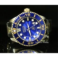 Invicta Pro Diver Automatic Blue Dial Two-tone Stainless Steel Mens Watch 19804