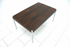 Rosewood Sofa Table by Edlef Bandixen, Switzerland 1970s Tisch eames knoll
