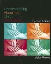 Understanding Abnormal Child Psychology, Phares, Vicky, Acceptable Book