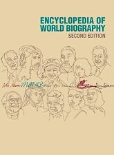 ENCYCLOPEDIA OF WORLD BIOGRAPHY - NEW HARDCOVER BOOK