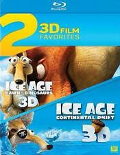 Ice Age 3-4 (3d) (2014) - Used - Blu-ray