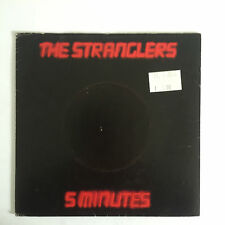 "The Stranglers - 5 Minutes - 1978 England - United Artists - UP36350 - 7"" Single"