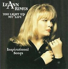Rimes, Leann: You Light Up My Life: Inspirational Songs  Audio Cassette