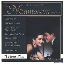 Evening with the Mantovani Orchestra by Mantovani Orchestra (CD, Sep-1994,...