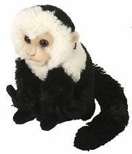 Monos capuchinos 20 cm animal de peluche Wild Republic 12274
