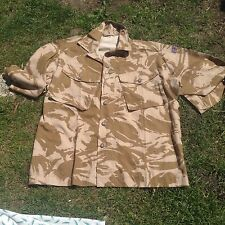 COMBAT JACKET TROPICAL DESERT DPM Height 180 Chest 112cm AUTHENTIC NATO 70800515