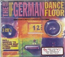 Best of German Dancefloor (1991) Culture Beat, BVSMP, B.G. the Prince o.. [3 CD]