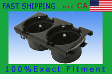 BMW E46 Black Cup Holder part # 51168217953 NEW URO   OEM QUALITY