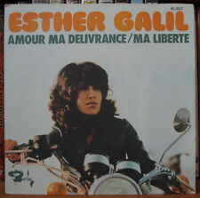 ESTHER GALIL AMOUR MA DELIVRANCE FRENCH SP BARCLAY 1972
