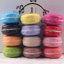 1PC Artificial Macaroon Dessert Model Fake Cake Bread Cupcake Craft Gift 5CM