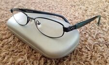 New Vera Wang Women's Cherish Eyeglasses Color: Azure Rhinestone Frames Glasses