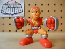Marvel Super Hero Squad RARE SHOCKER (Spider-Man Villain) from Wave 11
