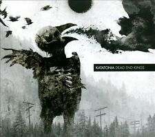 NEW Dead End Kings by Katatonia CD (CD) Free P&H