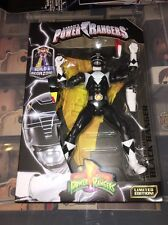 Saban's Power Rangers BLACK RANGER Legacy Collection Limited Edition Megazord